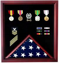 flag display flag case military flag shadow box