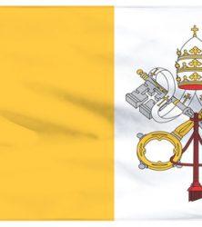 Catholic flag, Vatican flag