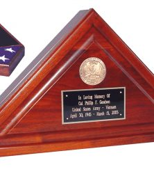 Heritage Memorial Flag Case