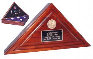 Heritage Memorial Flag Case