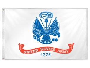 United States Army flag